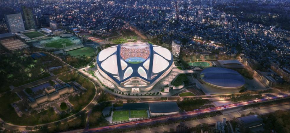 Images & Report of Zaha Hadid new Tokyo's National StadiumImages Report of Zaha Hadid new Tokyo National Stadium 8