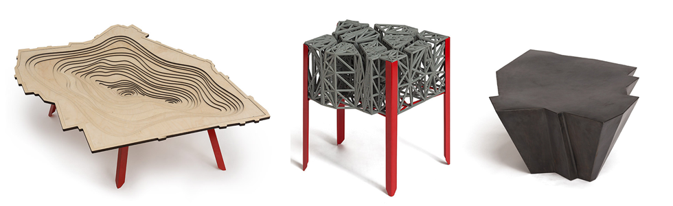 Ezri Tarazi's Jerusalem Tables inspired by the city's demographics