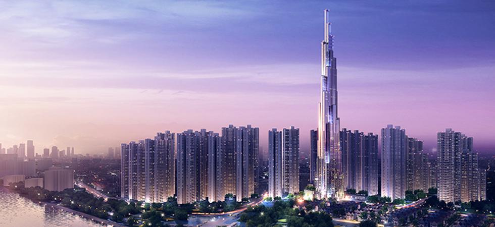 Tallest skyscraper in Ho Chi Minh, VietnamUntitled 11