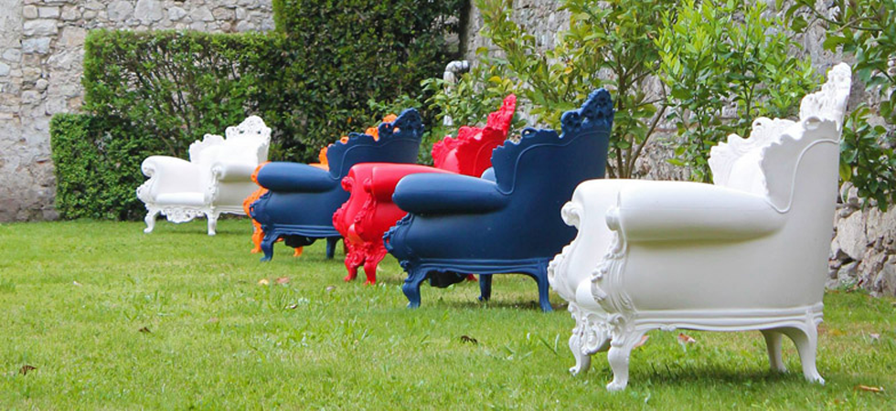 Proust armchair by Alessandro Mendini produced by MagisUntitled 12