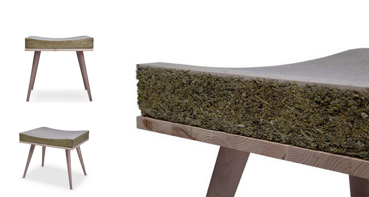 Chayr: The new seat made from hay and grass by Henry&CoUntitled 21