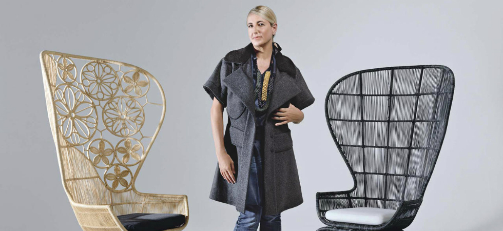 Cassina's new art director it's Patricia UrquiolaCassinas new art director its Patricia Urquiola 7