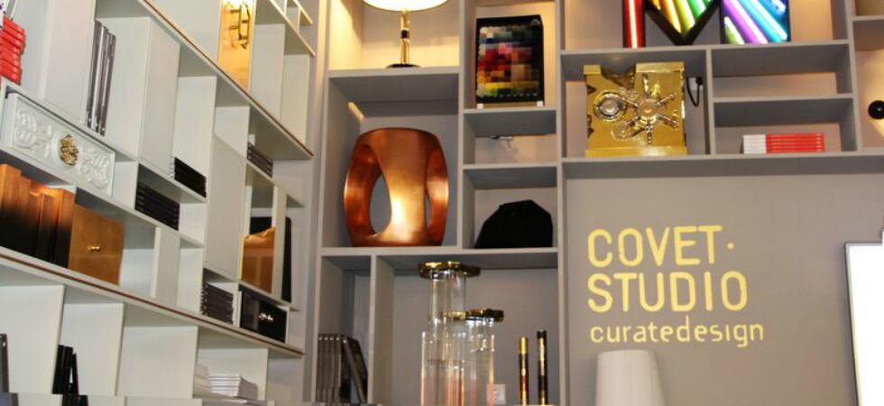 Covet Studio debuts at Maison et Objet 2015 ParisCovet Studio debuts at Maison et Objet 2015 Paris September