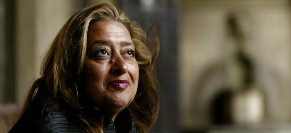 Zaha Hadid receives The Royal Gold Medal for ArchitectureZaha Hadid receives The Royal Gold Medal for Architecture 5