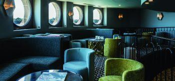 Top hotels: Castelbrac Hotel, a 5 star hotel designed by Sandra Benhamou