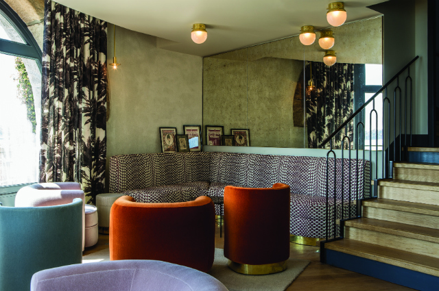 Top hotels: Castelbrac Hotel, a 5 star hotel designed by Sandra Benhamou castelbrac hotelCastelbrac Hotel, a 5 star hotel designed by Sandra Benhamou107ACASTEL TRI15 078204