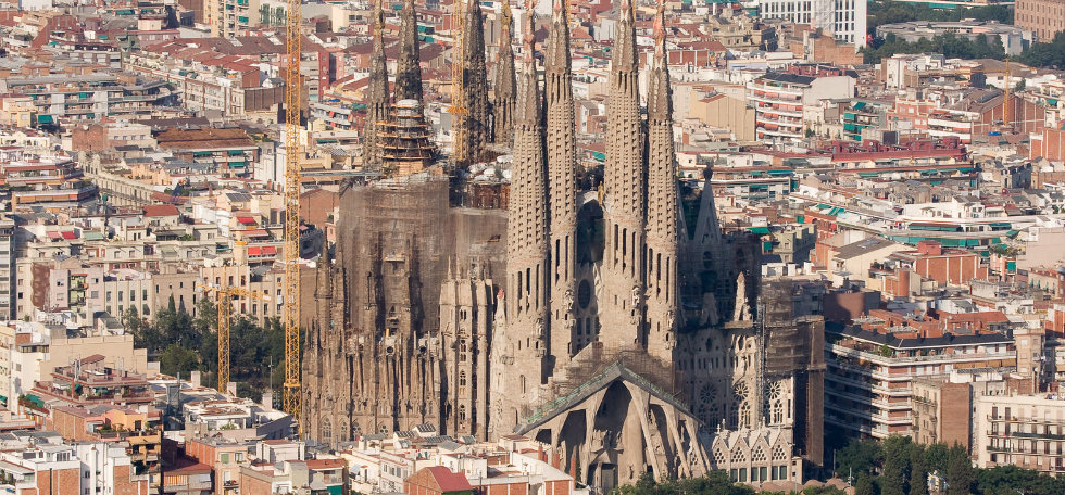 Architecture news: Antonio Gaudi church Sagrada Familia is completedArchitecture news Antonio Gaudi church Sagrada Familia is completed 4