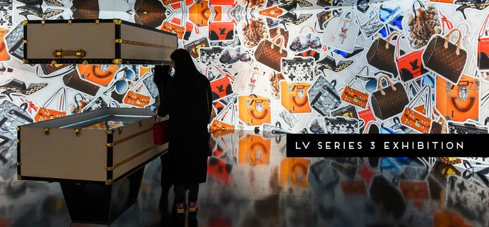Louis Vuitton UK: last fashion show event of LVSeries3Louis Vuitton UK last fashion show event of LVSeries3 3