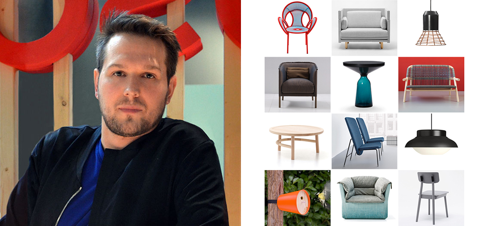 Upcoming Material Trends by Sebastian Herkner