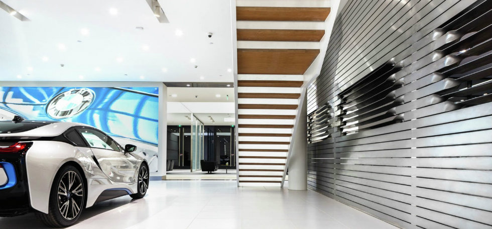 bmw design store in china design newsDesign News: New BMW Store in Chinabmw design store in china1