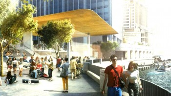 New Apple Store in Chicago by Foster + Partners