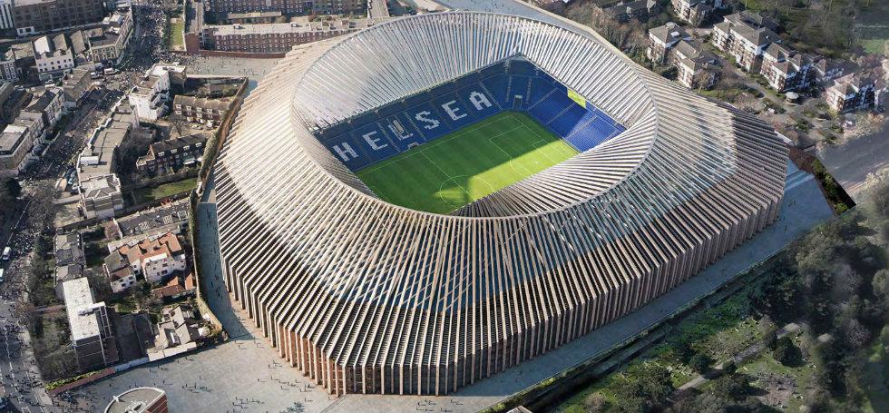 architecture newsArchitecture News: Herzog de Meuron unveiled last Chelsea Stadium picsArchitecture News Herzog de Meuron unveiled last Chelsea Stadium pics 3