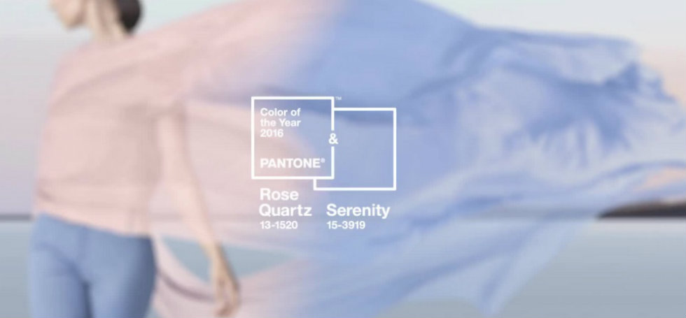 2016 color of the yearCheck Pantone's 2016 Color of the year – Dubbed Rose Quartz & SerenityCheck Pantones 2016 Color of the year Dubbed Rose Quartz and Serenity 1