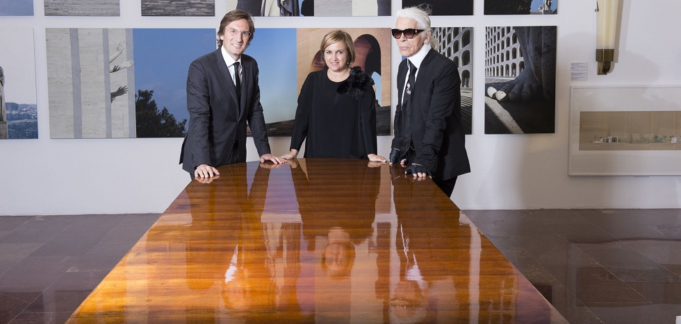 ARCHITECTURE NEWS: FENDI MOVES TO A NEW ARCHITECTURAL BUILDING IN ROME ARCHITECTURE NEWS: FENDI MOVES TO A NEW ARCHITECTURAL BUILDING IN ROMEcover 22