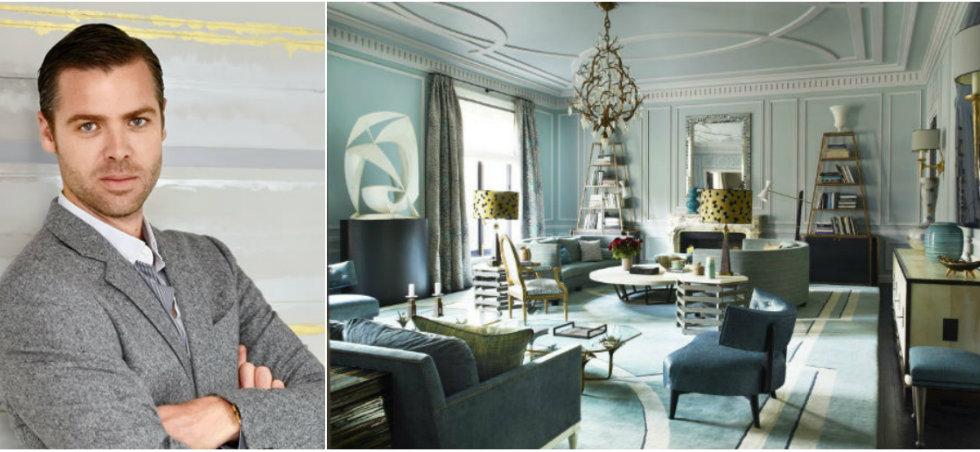 jean-louis deniotNew Paris Luxury Apartment Designed By Jean-Louis DeniotJean Louis Deniot Luxury Paris Apartment 0