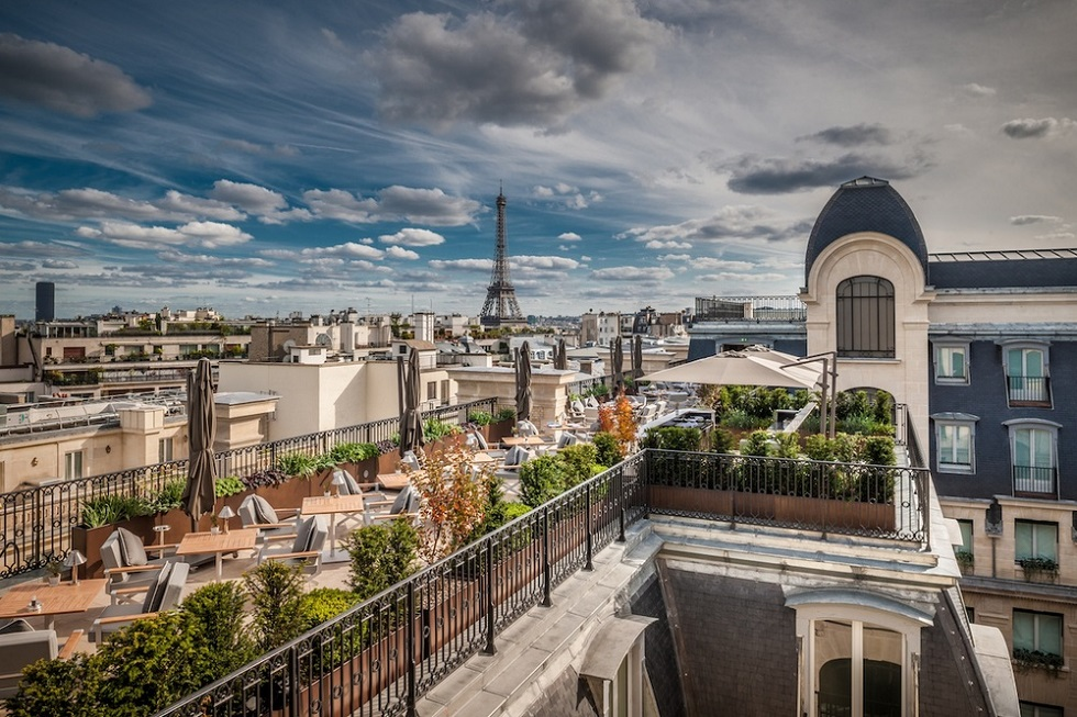 Maison & Objet 2016 news – Best 6 Luxury Hotels in Pariscover