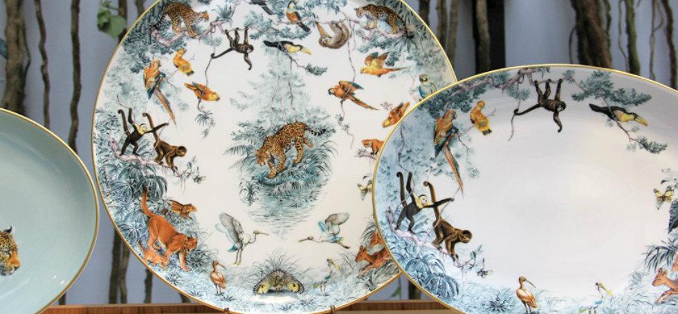 HermèsLatest Porcelain Service By Hermèsherm  s