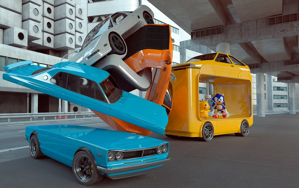 Auto Elasticity by Chris Labrooy