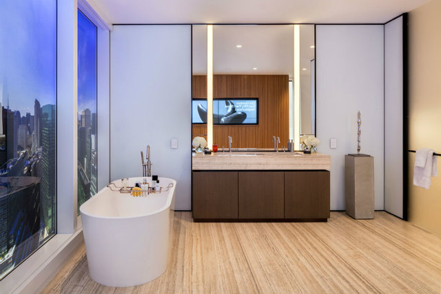 Foster Partners new residential tower in New York foster partnersFoster Partners new residential tower in New York4