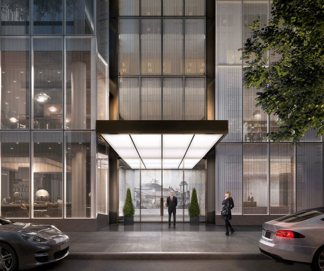 Foster Partners new residential tower in New York foster partnersFoster Partners new residential tower in New York6