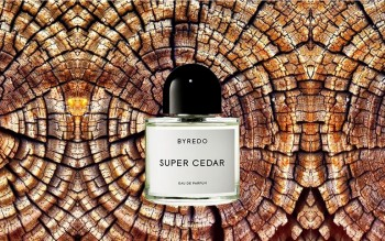 Super fragrance brought for you by Byredo