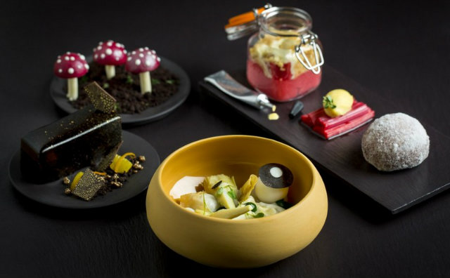 Hotel Café Royal opens the first dessert restaurant in London 3 Hotel Café RoyalHotel Café Royal opens the first dessert restaurant in LondonHotel Caf   Royal opens the first dessert restaurant in London 3