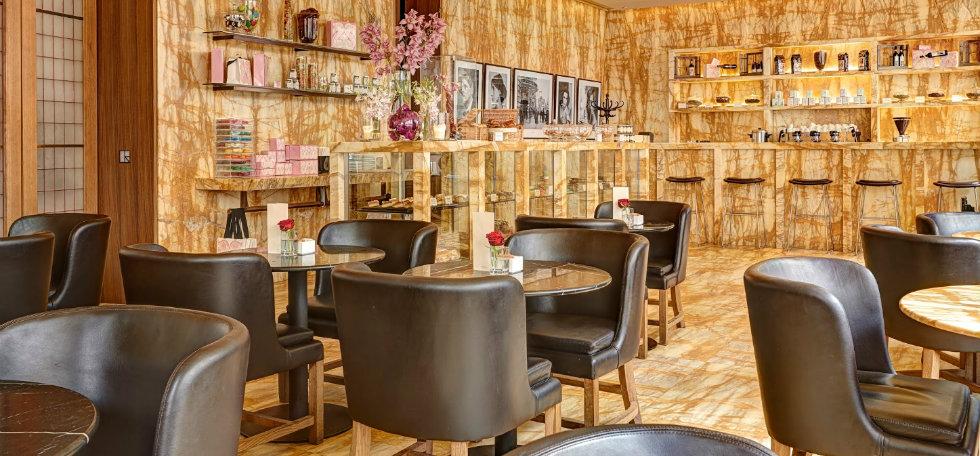 Hotel Café RoyalHotel Café Royal opens the first dessert restaurant in LondonHotel Caf   Royal opens the first dessert restaurant in London 6