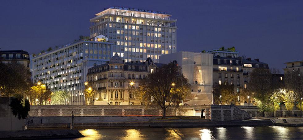 parisRéinventer Paris: A Concert Venue And Food Hall By Shigeru BanR  inventer Paris A Concert Venue And Food Hall By Shigeru Ban 42