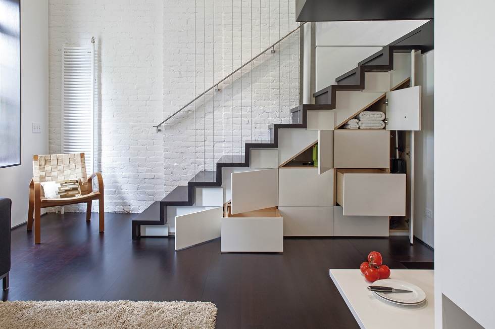 Specht Harpman ArchitectsMANHATTAN MICRO LOFT BY SPECHT HARPMAN ARCHITECTScover 5