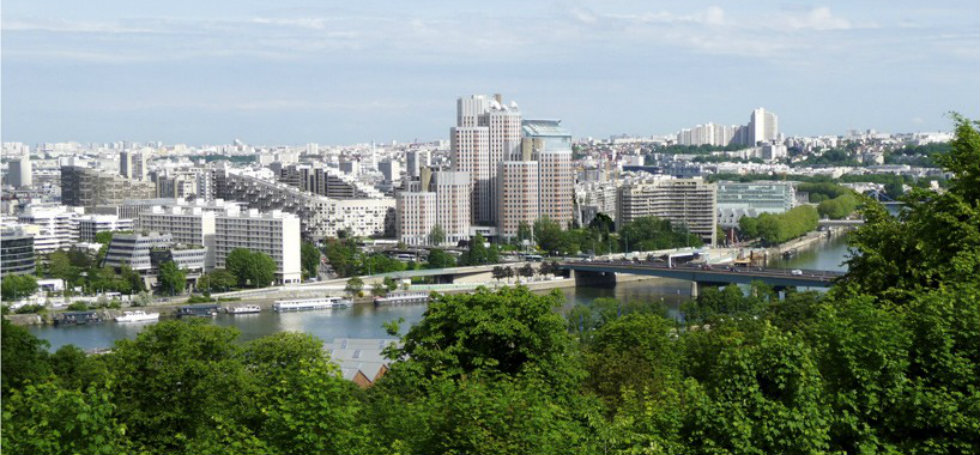 Dominique PerraultDominique Perrault Renovates Pont de Sèvres Towers In ParisDominique Perrault Renovates Pont de S  vres Towers In Paris 10 f