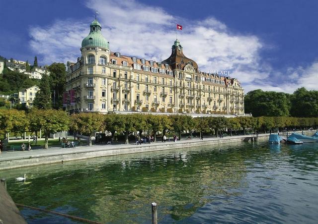 Swiss Deluxe Hotels Luzern - Palace Luzern Switzerland   41 Swiss Deluxe Hotels1 Swiss Deluxe Hotels Luzern Palace Luzern