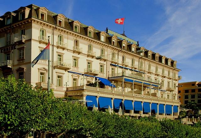 Swiss Deluxe Hotels Lugano - Hotel Splendide Royal Switzerland   41 Swiss Deluxe Hotels18 Swiss Deluxe Hotels Lugano Hotel Splendide Royal