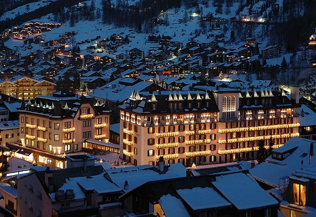 Swiss Deluxe Hotels Zermatt - Mont Cervin Palace Switzerland   41 Swiss Deluxe Hotels20 Swiss Deluxe Hotels Zermatt Mont Cervin Palace