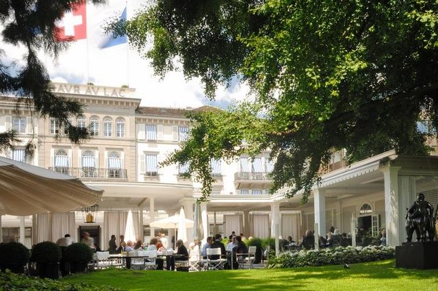 Swiss Deluxe Hotels Zürich - Baur au Lac Switzerland   41 Swiss Deluxe Hotels21 Swiss Deluxe Hotels Z  rich Baur au Lac