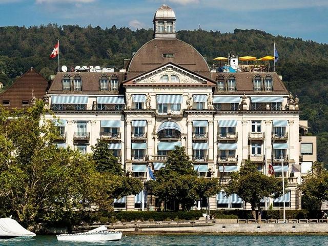 Swiss Deluxe Hotels Zürich - Eden au Lac Switzerland   41 Swiss Deluxe Hotels23 Swiss Deluxe Hotels Z  rich Eden au Lac