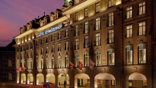 Swiss Deluxe Hotels Bern - Hotel Schweizerhof Bern Switzerland   41 Swiss Deluxe Hotels27 Swiss Deluxe Hotels Bern Hotel Schweizerhof Bern