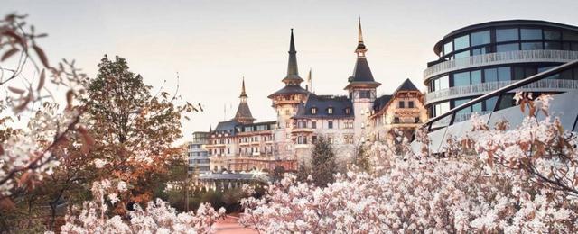 Swiss Deluxe Hotels Zürich - The Dolder Grand Switzerland   41 Swiss Deluxe Hotels29 Swiss Deluxe Hotels Z  rich The Dolder Grand