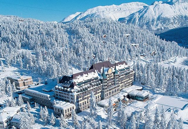 Swiss Deluxe Hotels St. Moritz - Suvretta House Switzerland   41 Swiss Deluxe Hotels32 Swiss Deluxe Hotels St