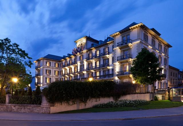 Swiss Deluxe Hotels Vevey - Grand Hôtel du Lac Switzerland   41 Swiss Deluxe Hotels33 Swiss Deluxe Hotels Vevey Grand H  tel du Lac