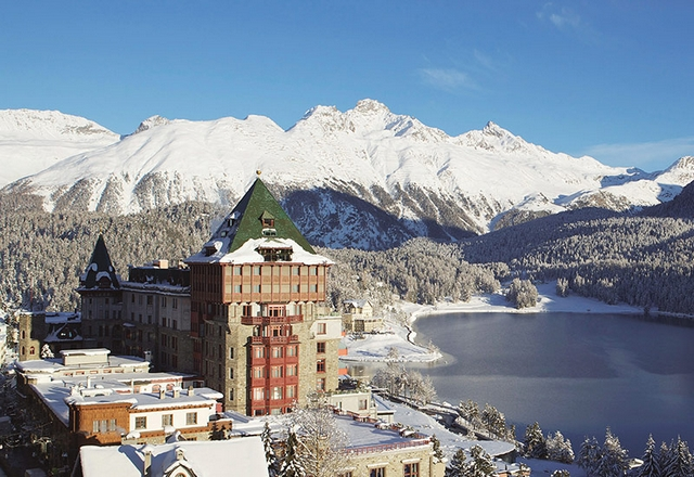Swiss Deluxe Hotels St. Moritz - Badrutt's Palace Hotel Switzerland   41 Swiss Deluxe Hotels38 Swiss Deluxe Hotels St