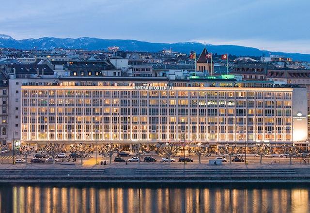 Swiss Deluxe Hotels Genève - Mandarin Oriental Switzerland   41 Swiss Deluxe Hotels6 Swiss Deluxe Hotels Gen  ve Mandarin Oriental