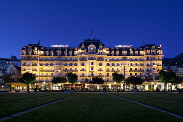 Swiss Deluxe Hotels Montreux - Fairmont Le Montreux Palace Switzerland   41 Swiss Deluxe Hotels7 Swiss Deluxe Hotels Montreux Fairmont Le Montreux Palace