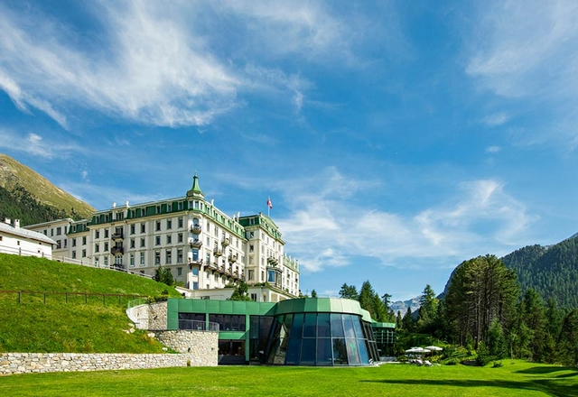 Swiss Deluxe Hotels Neuchâtel Pontresina - Grand Hotel Kronenhof Switzerland   41 Swiss Deluxe Hotels9 Swiss Deluxe Hotels Neuch  tel Pontresina Grand Hotel Kronenhof