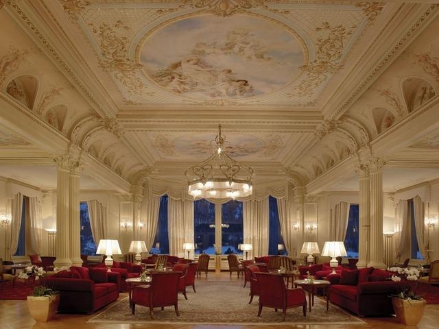 2016 World Luxury SPA and Restaurant Awards at Grand Hotel Kronenhof Pontresina 2016 World Luxury SPA and Restaurant Awards at Grand Hotel Kronenhof PontresinaGrand Hotel Kronenhof Pontresina 2