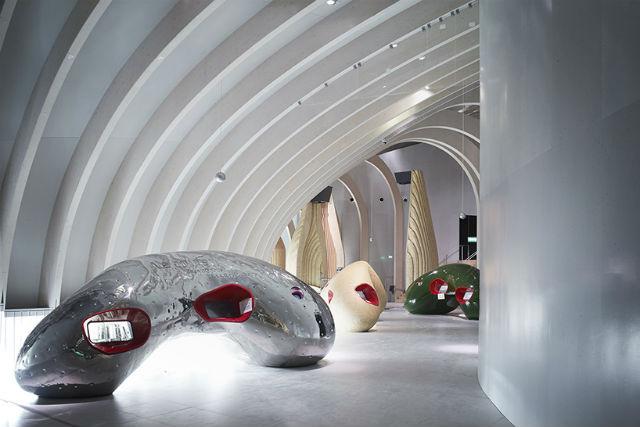 Iconic Design XTU Architects Completed 'La Cité du Vin' In Bordeaux (10) Iconic DesignIconic Design: XTU Architects Completed 'La Cité du Vin' In BordeauxIconic Design XTU Architects Completed La Cit   du Vin In Bordeaux 10