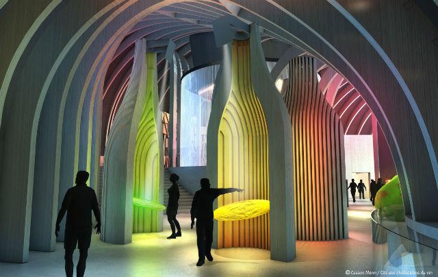 XTU Architects Completed 'La Cité du Vin' In Bordeaux (15) Iconic DesignIconic Design: XTU Architects Completed 'La Cité du Vin' In BordeauxIconic Design XTU Architects Completed La Cit   du Vin In Bordeaux 15