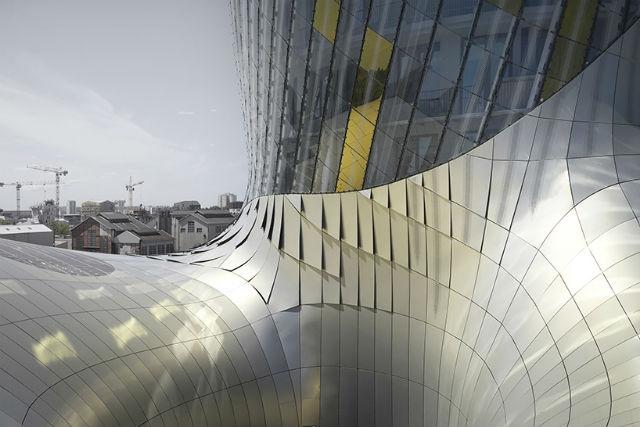 Iconic Design XTU Architects Completed 'La Cité du Vin' In Bordeaux (3) Iconic DesignIconic Design: XTU Architects Completed 'La Cité du Vin' In BordeauxIconic Design XTU Architects Completed La Cit   du Vin In Bordeaux 3