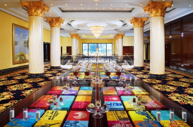 2016 World Luxury SPA and Restaurant Awards at Grand Hotel Kronenhof Pontresina | The ritz carlton berlin 2016 World Luxury SPA and Restaurant Awards at Grand Hotel Kronenhof PontresinaThe ritz carlton berlin 1