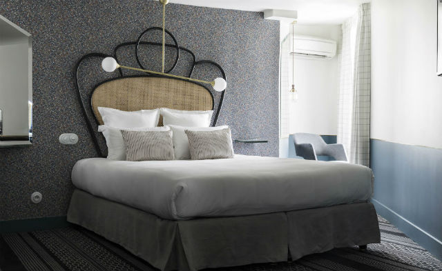 Where To Stay In Paris: Hotel Panache Designed By Dorothée Meilichzon where to stay in parisWhere To Stay In Paris: Hotel Panache Designed By Dorothée MeilichzonWhere To Go In Paris Hotel Panache Designed By Doroth  e Meilichzon 2 1