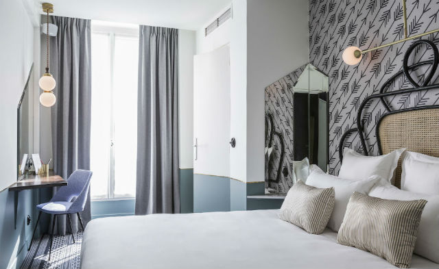 Where To Stay In Paris: Hotel Panache Designed By Dorothée Meilichzon where to stay in parisWhere To Stay In Paris: Hotel Panache Designed By Dorothée MeilichzonWhere To Go In Paris Hotel Panache Designed By Doroth  e Meilichzon 3 1